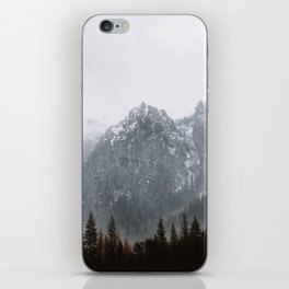 EL CAPITAN MEADOW iPhone Skin