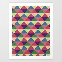Let's Color The World Art Print