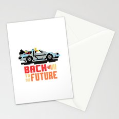 Back to the future: Delorean Stationery Cards