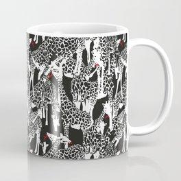 GIRAFFE / pattern pattern Coffee Mug