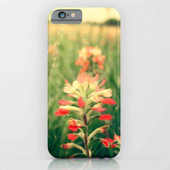 Wild flowers! iPhone & iPod Case