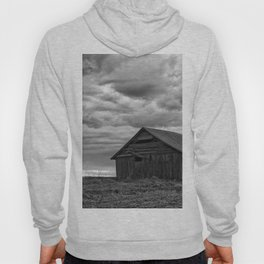 Finland Farm (Black and White) Hoody