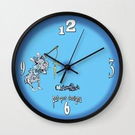 MechaniRabbit Wall Clock