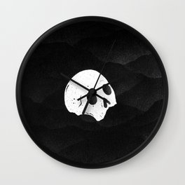 Man & Nature - The Future Wall Clock