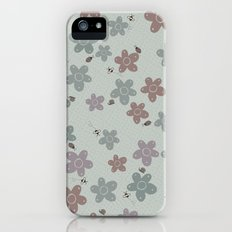 Pocketful of Daisies iPhone (5, 5s) Slim Case