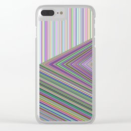 #1118 Clear iPhone Case