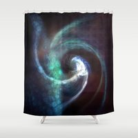 under the sea Shower Curtains featuring Under Sea by Nicki Hart