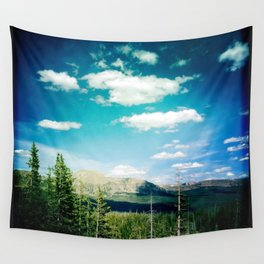 High Uinta Mountains by Shane J Cottle Wall Tapestry