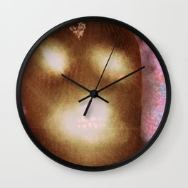 Blank Space Face Wall Clock