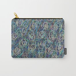 Spiral Impedance Projector Carry-All Pouch