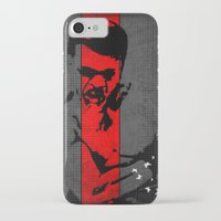 ali gulec iPhone & iPod Cases featuring Ali by 6-4-3