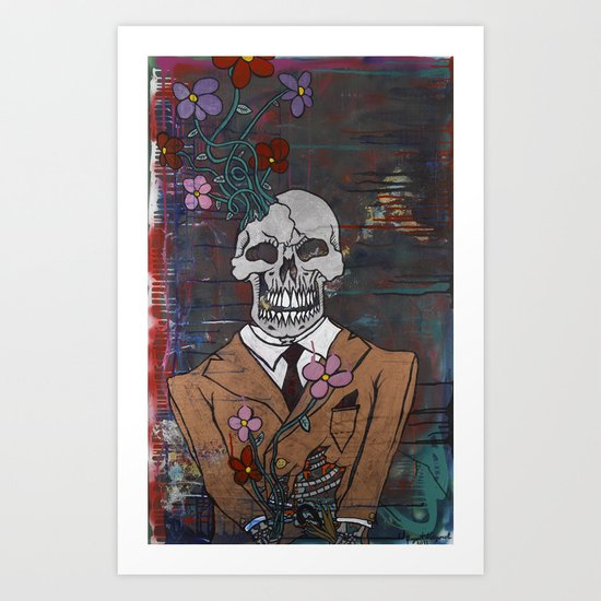 The Perfect Suitor Art Print