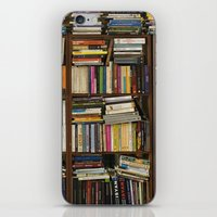 books iPhone & iPod Skins featuring books by laika in cosmos
