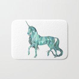 Unicorn prism Bath Mat