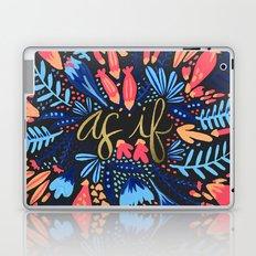 As If – Pink & Black Laptop & iPad Skin