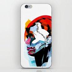 girl_220512 iPhone & iPod Skin
