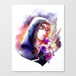 FLOWERS . SCION Canvas Print