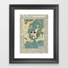 Virginia Framed Art Print