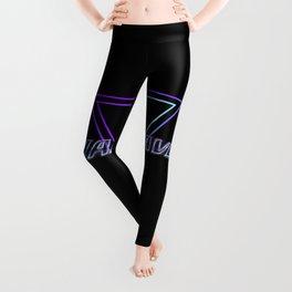 Darkwave Aesthetic Leggings