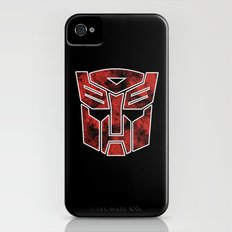 Autobots in flames - Transformers Slim Case iPhone (4, 4s)