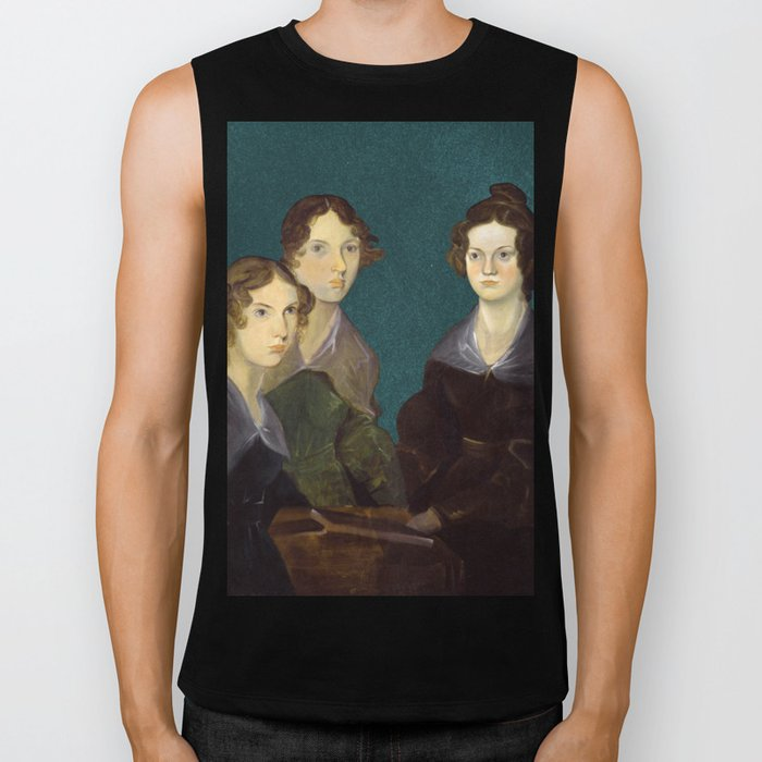 The Brontë Sisters, 1833 Biker Tank