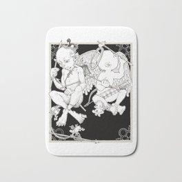AESOP Death and Cupid Bath Mat