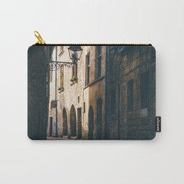 Old World Streets of Sarlat Carry-All Pouch