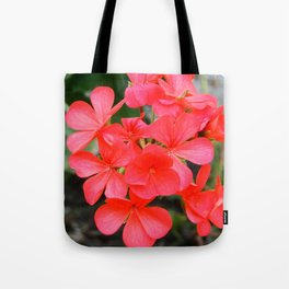 Blossom pattern Tote Bag