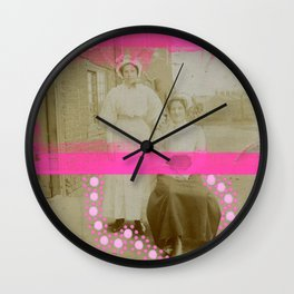 Together We're Stronger Wall Clock
