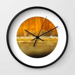In another lonely universe Wall Clock
