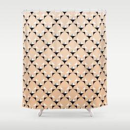 Mod Blush Shower Curtain