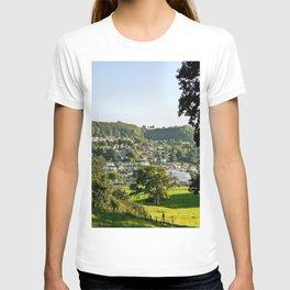 Lyme Regis Landscape T-shirt
