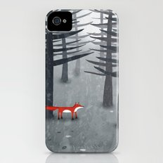 The Fox and the Forest iPhone (4, 4s) Slim Case