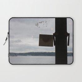Public Market Window Seattle Laptop Sleeve