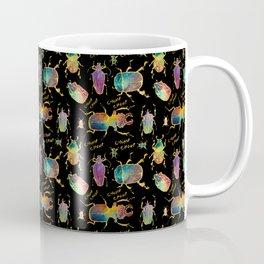 Beetle chomp Coffee Mug