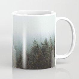 Fog in a Forest Coffee Mug