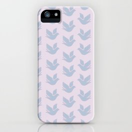 Wedding bells and Doves iPhone Case