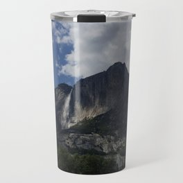 Falling clouds Travel Mug