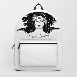 I See Nothing Backpack