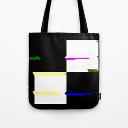 Squares 2x2 1 Tote Bag
