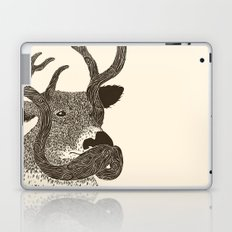 Moustaches Make a Difference Laptop & iPad Skin