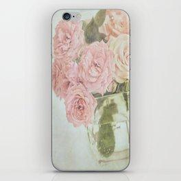 Between roses. iPhone Skin