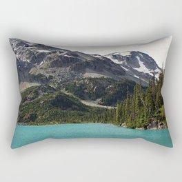 Into the Wild while in Whistler Canada Rectangular Pillow