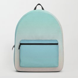 Beach Gradient Backpack