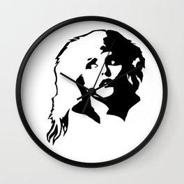 Blondie Wall Clock