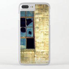 Icky Thump Clear iPhone Case