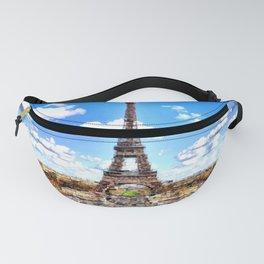 Paris Eiffel Tower Fanny Pack
