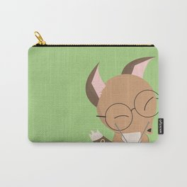 Fox - Knitting Carry-All Pouch