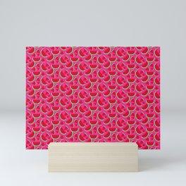 Refreshing Watermelons Mini Art Print