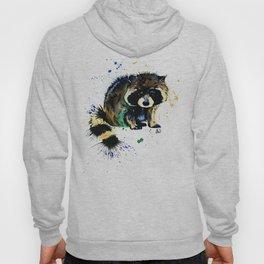 Raccoon - Splat Hoody